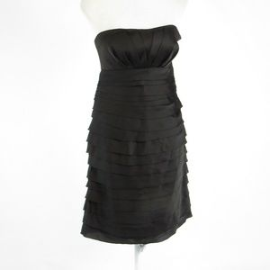 Max and Cleo black sleeveless dress 2
